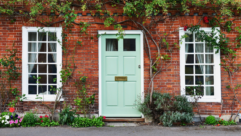 Best Front Door Colors for Brick House